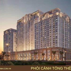 Phoi canh tong the mat truoc Saigon Mia