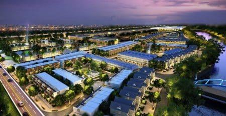long hung city khu do thi view xanh ben song