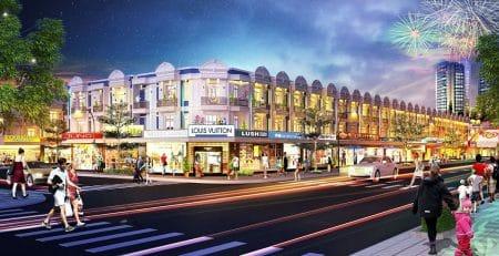 the sol city khu dan cu hien dai nam sai gon